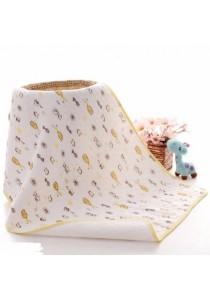Holabebe Baby Diaper Mat Waterproof Yellow Elephant (size 50 x 70cm)