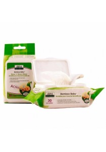 Aleva Naturals Bamboo Baby Nose & Blows Wipes 30pcs