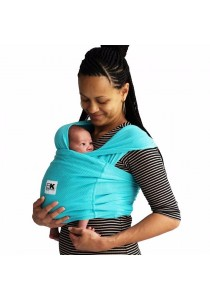 Baby K'tan Breeze Baby Carrier - Teal Breeze - Size S