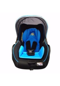 Fair World Car Seat & Baby Seat (Blue)