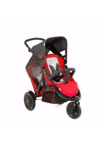 Hauck Germany Design Brand 100% 2017 Stroller New Stock Freerider Tandem Baby Stroller (Red)