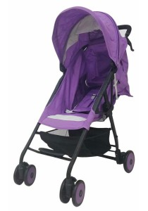 Rhine Baby Premium Budget Stroller (Purple)