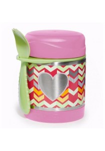 Skip Hop Forget Me Not Insulated Food Jar (Heart)