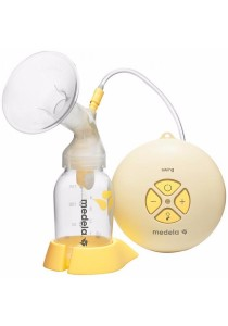 Medela Swing Breast Pump With Calma Teats