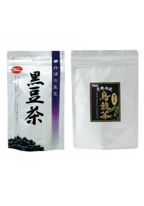 2 Packs of Black Soybean Tea / Snack