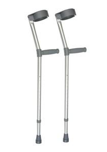 Hopkin Adjustable Elbow Crutch