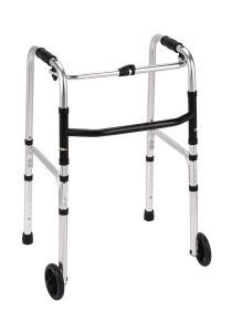 "Hopkin Walking Frame with 2.5"" Wheels"