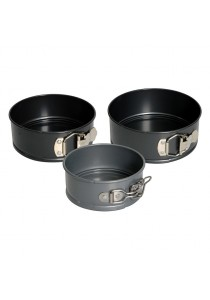 Home Perfect Non Stick Spring Form Pan Set
