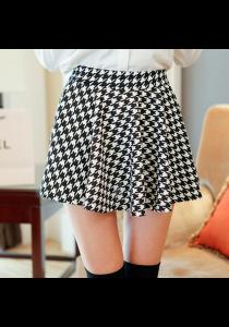 Blair Umbrella Flare Skirt (2 Designs)