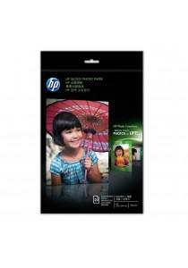 HP Glossy Photo Paper A4 210x297mm (20 Sheets)