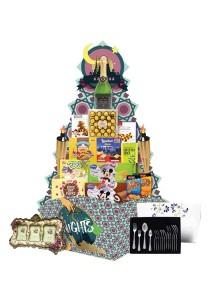 Raya 2016 Pyramid Hamper HR 8001
