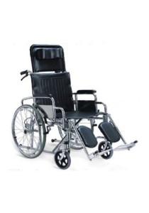 Hopkin Reclining Steel Wheelchair