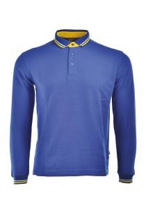 Cotton Polo T Shirt HSL 10 (Royal)