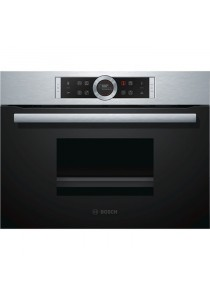 BOSCH CDG634BS1 BI STEAM OVEN 38L 60CM