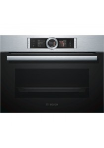 BOSCH CSG656RS1 BI STEAM COMBI OVEN 47L 14 HEATING METHODS