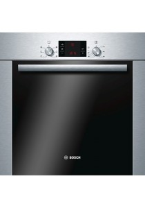 BOSCH HBA23B251K BI OVEN 60CM 5 HEATING METHODS 66L