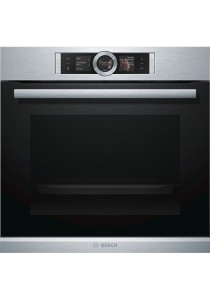 BOSCH HBG676ES1 BI OVEN 13 HEATING 71L PYROLYTIC CLEAN