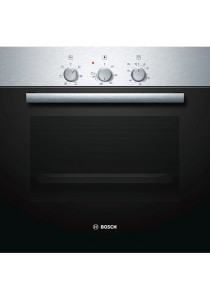 BOSCH HBN411E2K BI OVEN 66L 6 HEATING METHODS CATALYTIC CLEANING