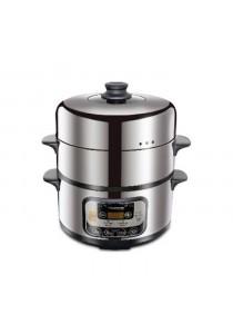 FABER FFS-930 SSd Food Steamer 3 Tier 9l S. Steel Digital