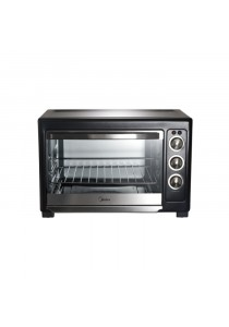 MIDEA MEO-381CGR Electric Oven G38l Turbo Rotisserie Ligh