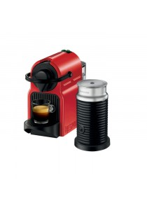 NESPRESSO A3NKC40-ME-RE-N AEROCCINO MILK FROTHER 3 RED ON PACK C40-ME-RE-NE