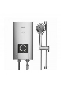 PANASONIC DH-3NP2MS Home Shower W/ Pump Electric Power Control (Crystal Silver)