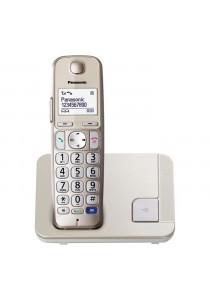PANASONIC KX-TGE210MLN CORDLESS PHONE NON EXPANDABLE
