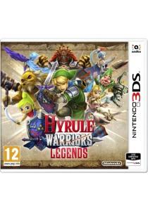 [3DS] Hyrule Warriors Legends