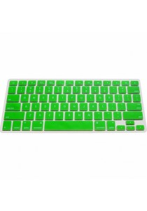 Crystal Guard Silicone Keyboard Cover (Green)