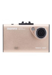 Remax CX-01 Car Driving Recorder DVR Full HD Record Safe Journey (Gold)