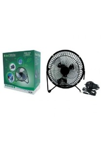 "Vztec 8"" Mini Metal Desk Fan (VZ-UF2204)"