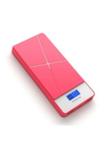 iPega PG-9025 Wireless Bluetooth Game Controller (Black) + Pineng PN-983 Powerbank (Pink)