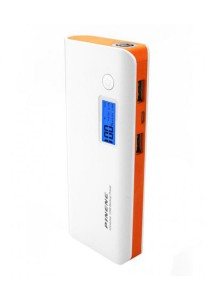 iPega PG-9025 Wireless Bluetooth Game Controller (White) + Pineng PN-968 Powerbank (Orange) + Free Local Warranty