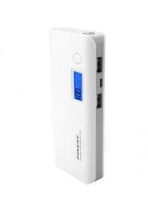 iPega PG-9025 Wireless Bluetooth Game Controller (White) + Pineng PN-968 Powerbank (Grey) + Free Local Warranty