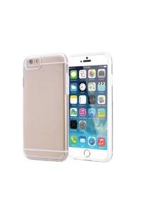 "Apple iPhone 6/6S 4.7"" Slim-Fit Transparent Hybrid Case (White)"