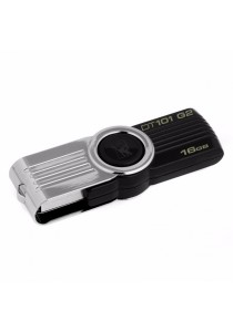 Kingston 16GB Data Traveler 101 USB2.0 Flash Drive (DT101G2 /16GB)