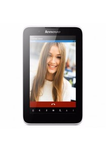 "Lenovo IdeaTab A3300 7"" 8GB Tablet (White) + Folio Case + Screen Protector"