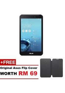 Asus Fonepad 7 FE170CG 8G Dual SIM (Blue) + Asus Flip Cover (Random Color)