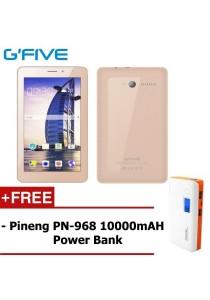 G'FIVE (G5) Gpad 706+ 1GB RAM (Gold)