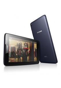 "Lenovo Ideatab A5500 A8-50 8"" 16GB Tablet (Dark Blue) + FREE Folio Case + Screen Protector"