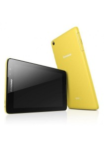 "Lenovo Ideatab A5500 A8-50 8"" 16GB Tablet (Yellow) + FREE Folio Case + Screen Protector"