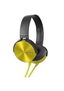 (Import) Sony MDR-XB450AP Headphones (Yellow)