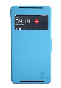 (Original) Nillkin Lenovo S930 Fresh Series Leather Case (Blue)