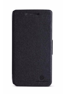 (Original) Nillkin Lenovo S960 (VIBE X) Fresh Series Leather Case (Black)