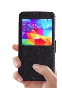 (Original) Nillkin Samsung Galaxy S5 (G900) Fresh Series Leather Case (Black)