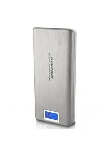 100% Original Pineng PN-999 20000mAh Powerbank (Silver)