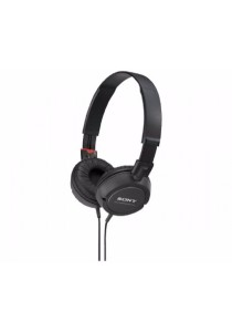 (Import) Sony MDR-ZX100 Stereo Headphones (Black)