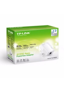 TP-Link TL-PA211 AV200 Mini Multi-Streaming Powerline Adapter