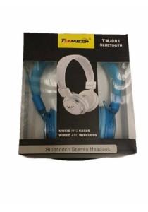 Tymed TM-001 Bluetooth Stereo Headset (Blue)