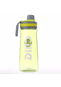 Fashion Sport Drinking Water Bottle 1300ml (Yellow)